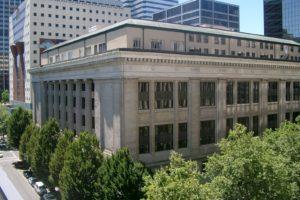 Oregon Courthouse
